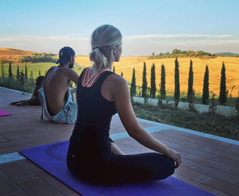 Our Tuscan Workaway Experience