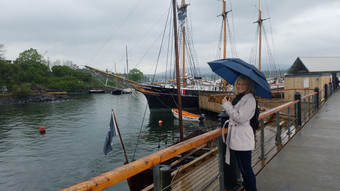 GALLERY: A Rainy Day in Oslo