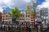 Amsterdam: City of Bikes, Canals, & Cannabis