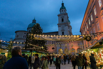 GALLERY: Salzburg Christmas Market