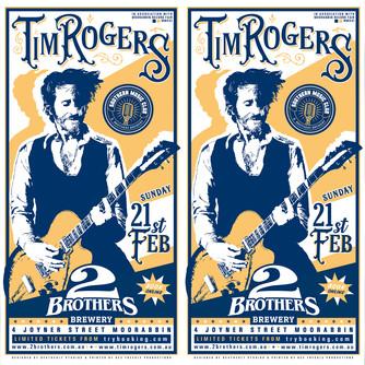 TIM ROGERS