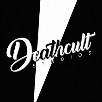 Deathcult Studios - Cursive Logo