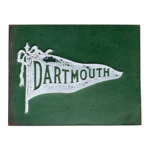 Dartmouth Tobacco Leather Patch
