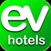EVHotels, electric car charging, ev charging map