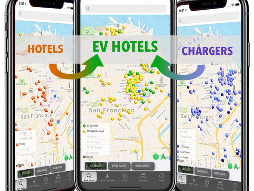 New for 2020: EVHotels Road Trip App Version Update Now Available