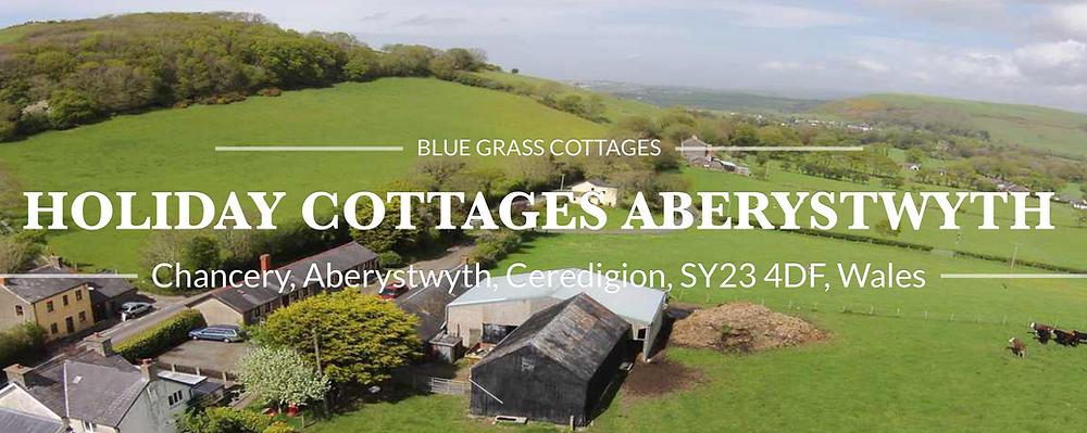 EVHotels Blue Grass Cottages Aberystwyth Wales UK