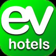 EVHotels App - Now with 16,200 EV Hotels