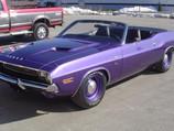 1970 Hemi Challenger Convertible