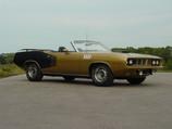1971 383 Cuda Convertible