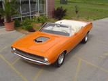 1970 440-6 Cuda convertible