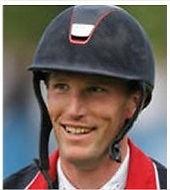 Kévin Staut, champion de CSO