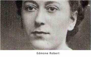Edmone Robert  1912-1945