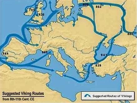 Invasions Viking