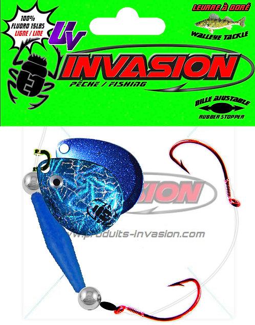 Harnais ajustable Flotteur 01 Iridescent Bleu