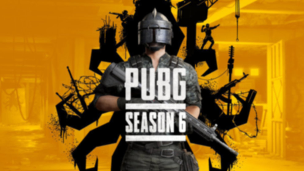 PUBG temporadad 6