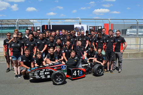 SHU Racing Team 2018
