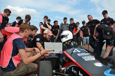 Race Engineers Prep