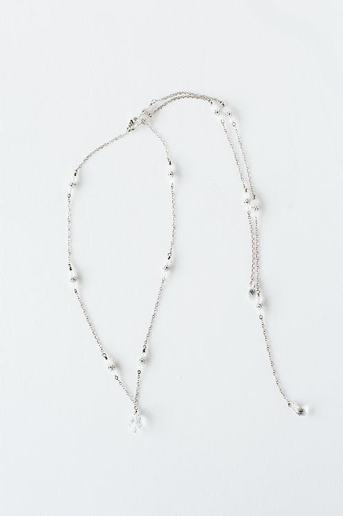 Poplar Drop Necklace