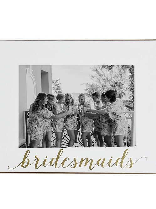 Bridesmaids Picture Frame
