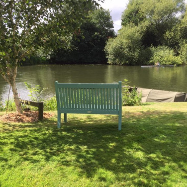 Shepperton Riverside Garden Venue for Parties, Weddings