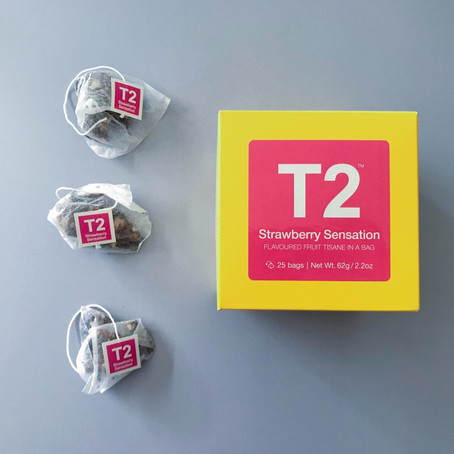 STRAWBERRY SENSATION T2 | TEA TALK