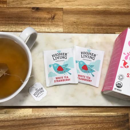 WHITE TEA STRAWBERRY | TEA TALK