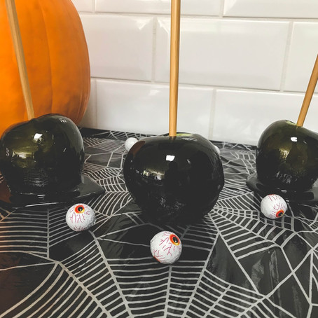 CANDY APPLES | HALLOWEEN
