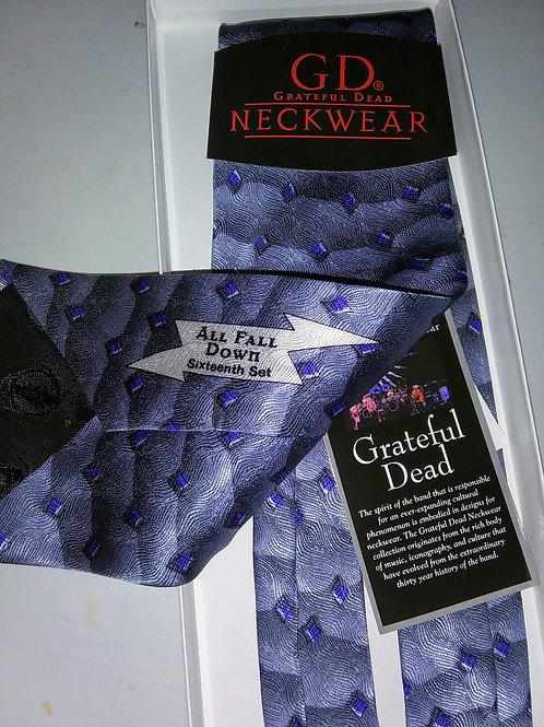 Grateful Dead Neckwear - Men's Silk Tie - All Fall Down - 16th Set