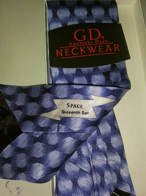 Grateful Dead Neckwear - Men's Silk Tie - Space -16th Set