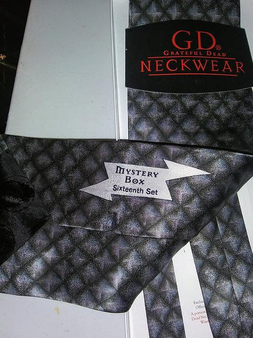 Grateful Dead Neckwear - Men's Silk Tie - Mystery Box - 16th Set