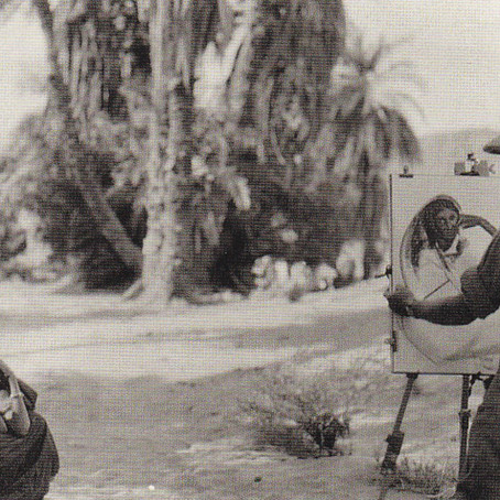 """The artist of the """"Croisière Noire"""""""