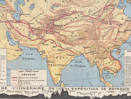 """L'expédition Centre-Asie Citroën ou """"Croisière Jaune"""""""