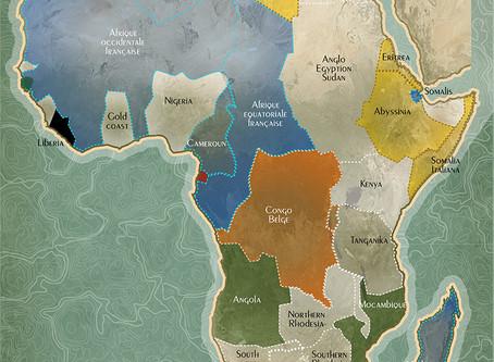 Africa in 1924
