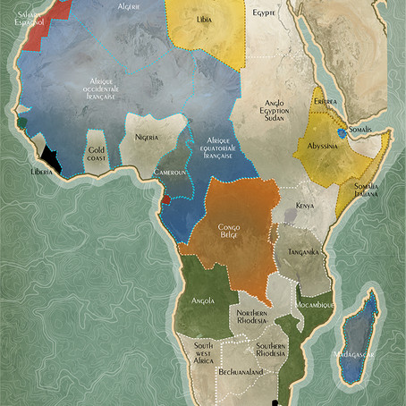 Africa in 1924