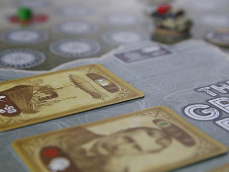 Quelques photographie du matériel de jeu