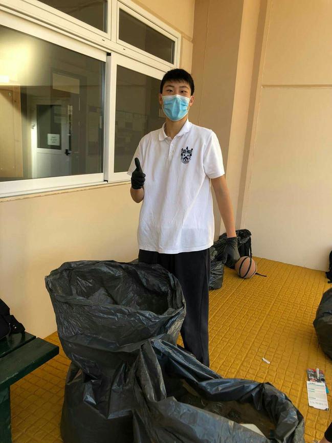 Kaisar sorting plastics