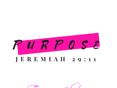 You are Perfectly Positioned for Purpose