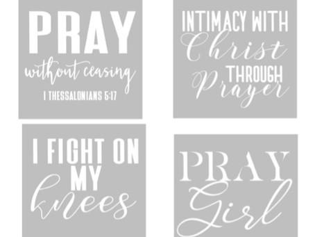 Praise like you Prayed