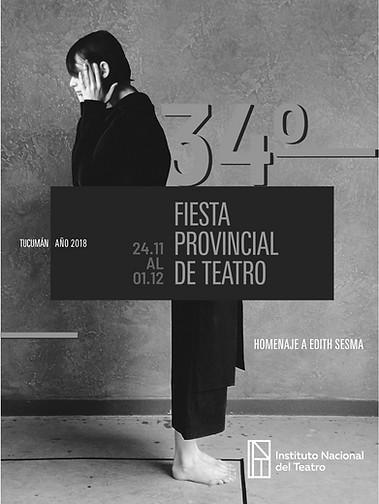 FIESTA PROVINCIAL DE TEATRO