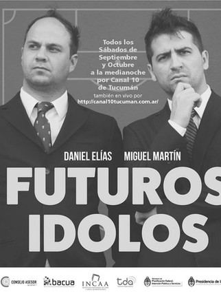 FUTUROS IDOLOS