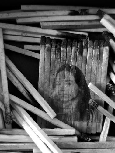 SOPORTES DE LA ARTISTA RUTH ARGAÑARAZ
