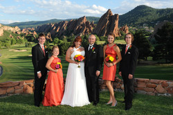 Arrowhead Golf Club wedding