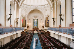 USNA chapel wedding