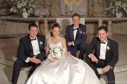 USAF academy wedding