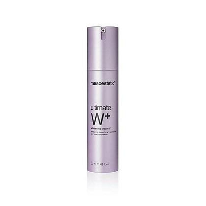 Ultimate W+ Whitening Cream (Dag+Nacht)
