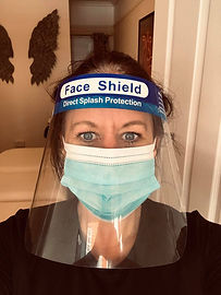 Pear Tree Therapies in Covid-19 PPE