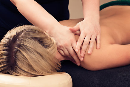 Indian Head Massage at Pear Tree Therapies