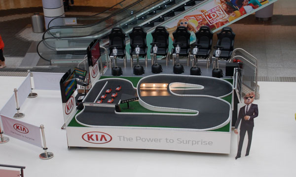 Kia Branded Indy Platform System