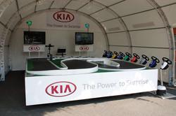 Event Shelter Kia Branded System