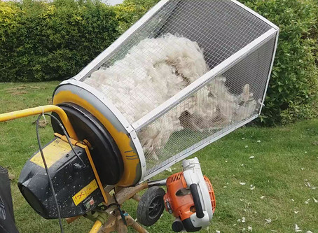 Our Engineering Skills Help with The Alpacas Too
